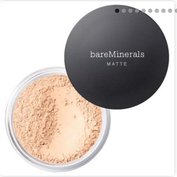 Bare minerals matte foundation fair ivory 02